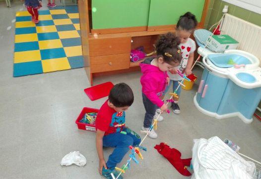 Aula d'Educació infantil