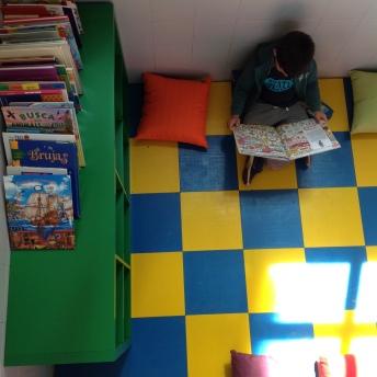 Biblioteca de pati