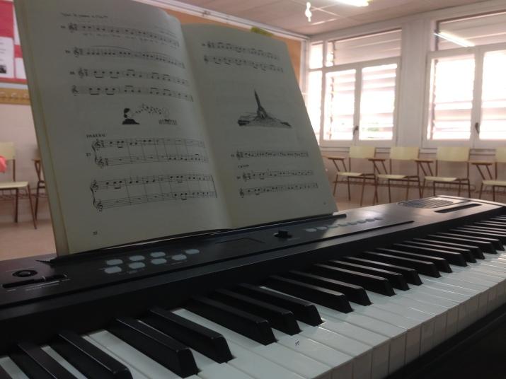 Espai de música